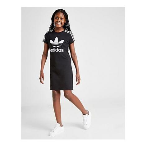 Adidas Originals Girls' Skater Kleid Kinder - Black / White, Black / White