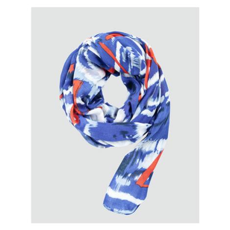 Blaue schals und tücher für damen