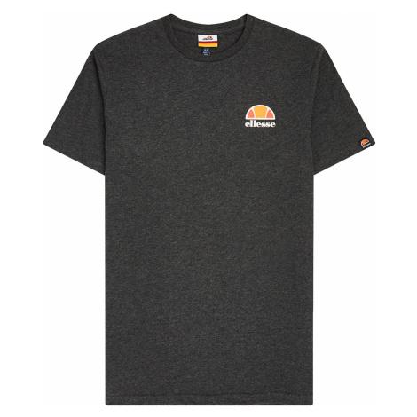 Ellesse T-Shirt Herren CANALETTO TEE Dunkelgrau Dark Grey Marl