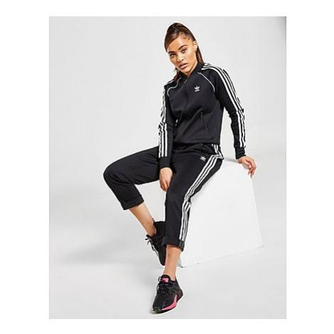 Adidas Originals Primeblue Relaxed Boyfriend Hose Damen - Black - Damen, Black