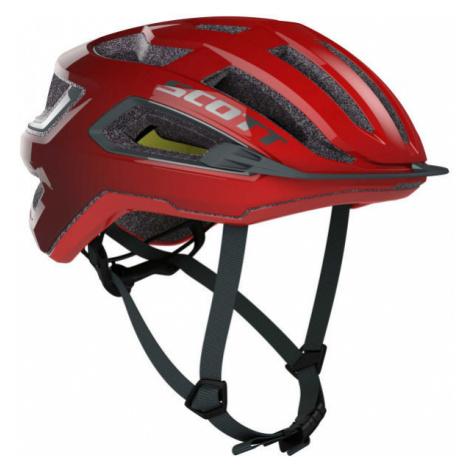 Scott ARX PLUS rot - Fahrradhelm