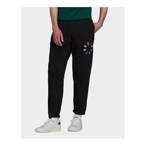 Adidas Originals adicolor Shattered Trefoil Jogginghose - Herren, Black / Multicolor