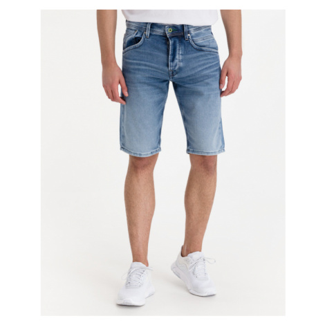Pepe Jeans Track Shorts Blau