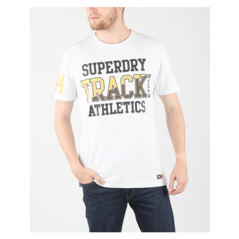 SuperDry T-Shirt Weiß