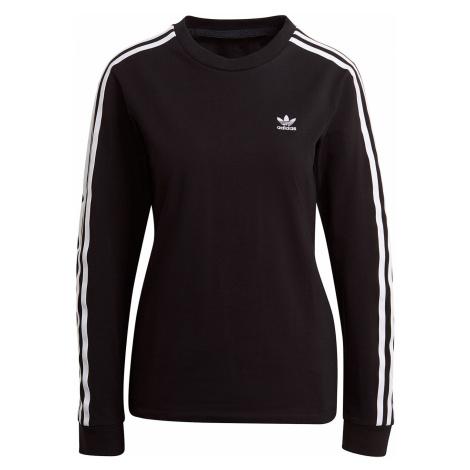 Adidas Originals Damen Longsleeve 3STR LONGSLEEVE GN2911 Schwarz
