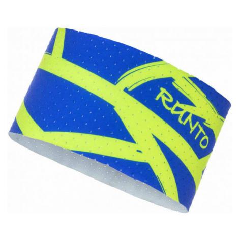 Runto WEB blau - Stirnband