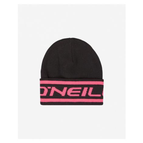 O'Neill Logo Mütze Schwarz Rosa