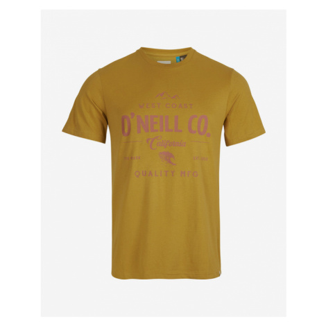 O'Neill Coast T-Shirt Gold