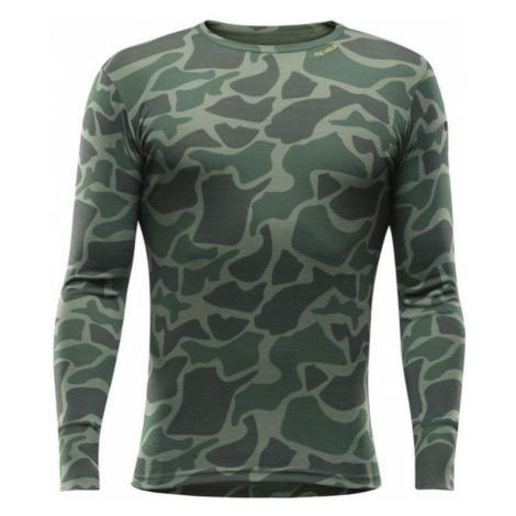 Herren T-Shirt Devold Camo 246-220 421