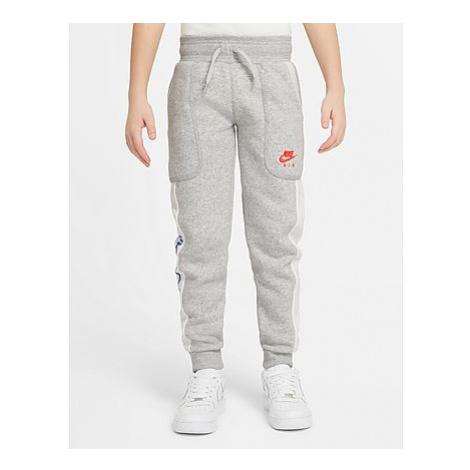 Nike Air Hose Kinder - Grey Heather/Summit White/Infrared 23 - Kinder, Grey Heather/Summit White