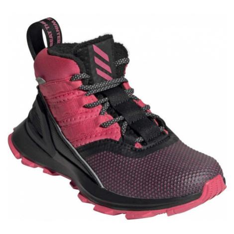 adidas RAPIDARUN ATR BTW K rosa - Kinder Sneaker