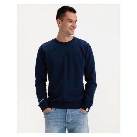 Replay Sweatshirt Blau