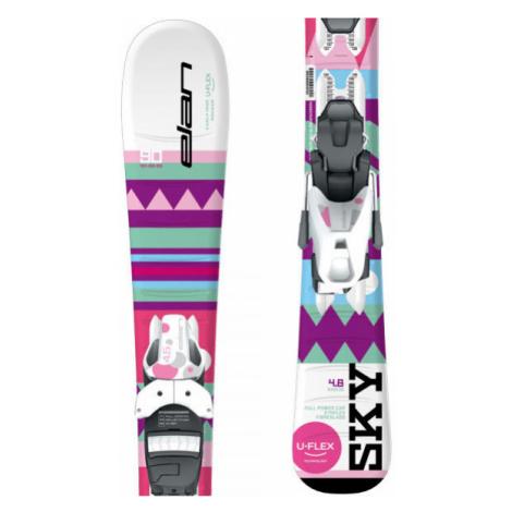 Elan SKY QS + EL 7.5 - Mädchen Ski