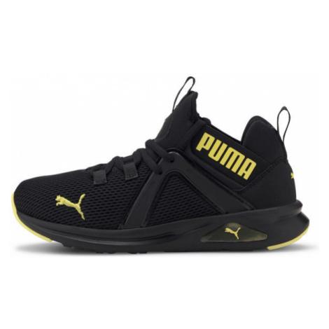Puma ENZO 2 WEAVE JR schwarz - Jungen Sneaker