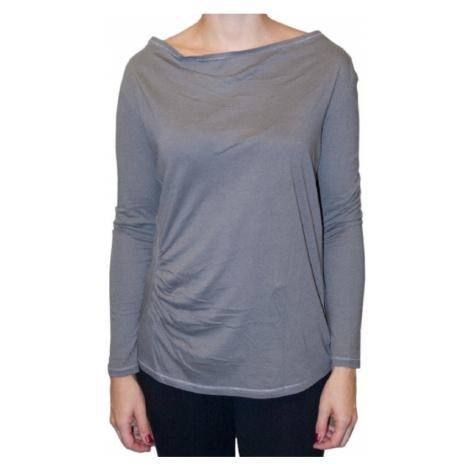 T-Shirt Yaya Holzkohle gray