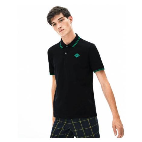Lacoste S/S POLO schwarz - Herren Poloshirt