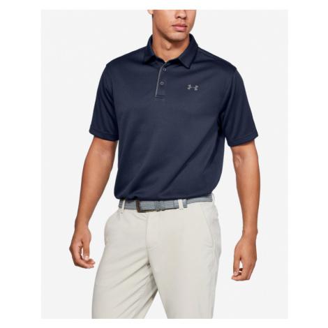 Under Armour Tech™ Polo T-Shirt Blau