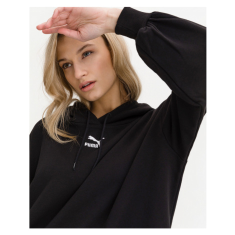Puma Classic Sweatshirt Schwarz
