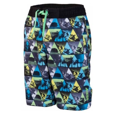 Aress ABOT grün - Jungen Shorts