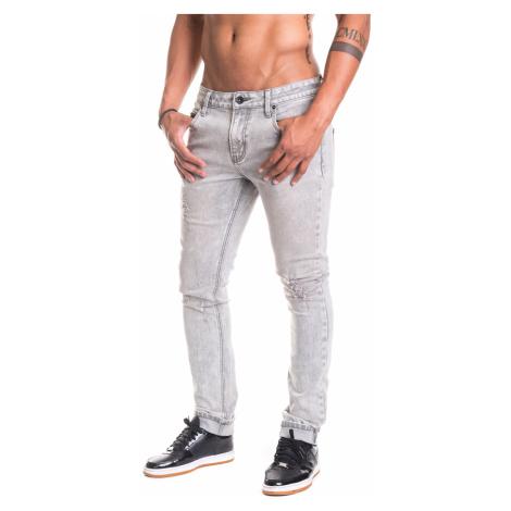 Rocawear Herren Jeans SLIM FIT R1608J400 Grey Wash 888