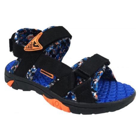 Crossroad MEEP blau - Kinder Sandalen