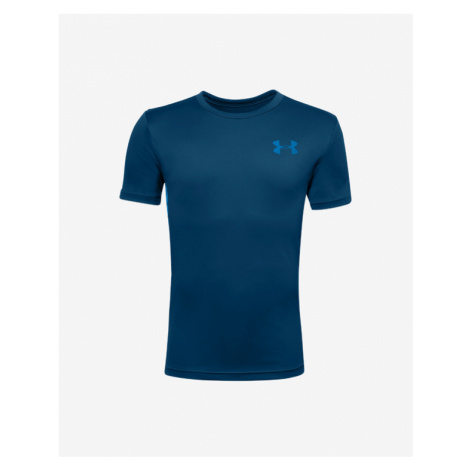 Under Armour MK-1 Kinder  T‑Shirt Blau