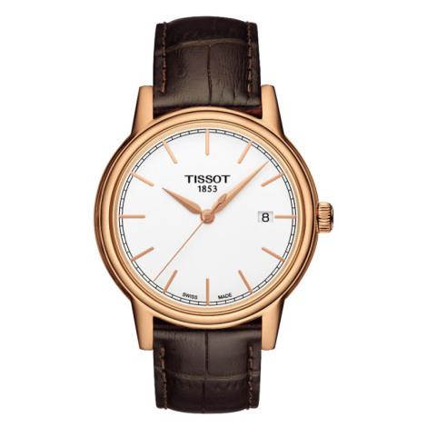 Tissot Herrenuhr T-Classic T0854103601100