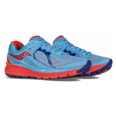 Damen Lauf Schuhe Saucony Valor Blu / Org