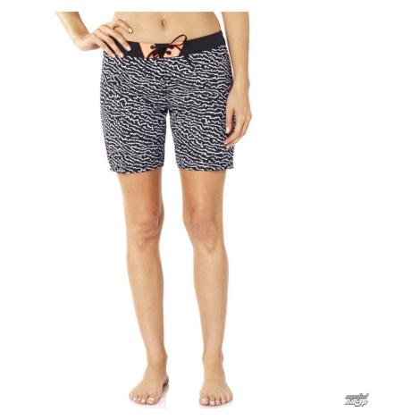 Damen Badeanzüge (kurze Hose) FOX - Chargin - Schwarz / Weiß - 16105-018 12