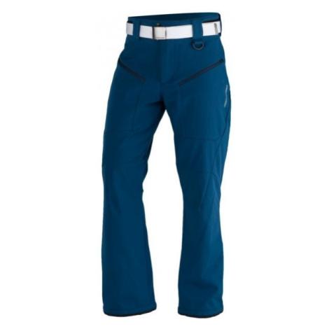 Blaue warme hosen für herren