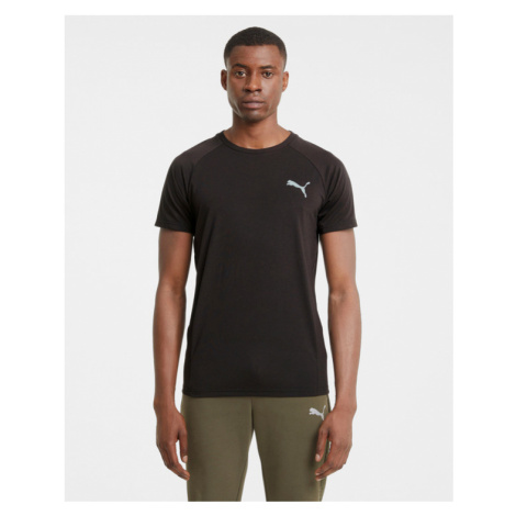 Puma Evostripe T-Shirt Schwarz