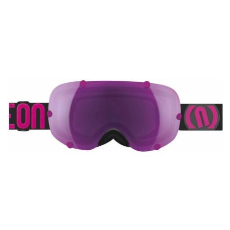 Neon OUT schwarz - Skibrille