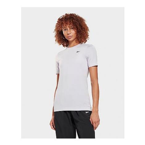 Reebok workout ready supremium t-shirt - Luminous Lilac - Damen, Luminous Lilac