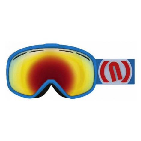 Neon ROCK blau - Skibrille