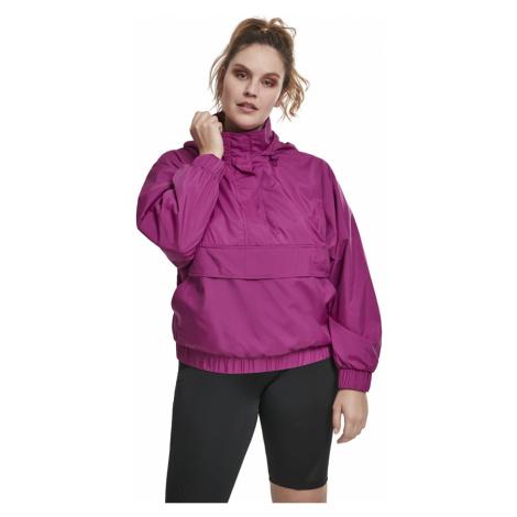 Urban Classics Damen Panel Pull Over Jacket