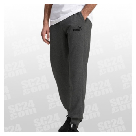 Puma Essentials Sweat Pants grau/schwarz Größe S