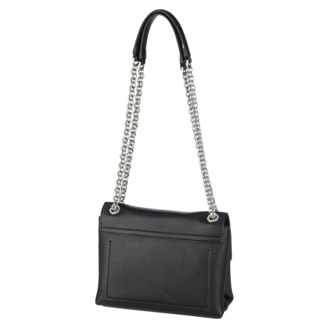 Calvin Klein Handtasche Re-Lock Conv Crossbody MD Black (3.2 Liter)