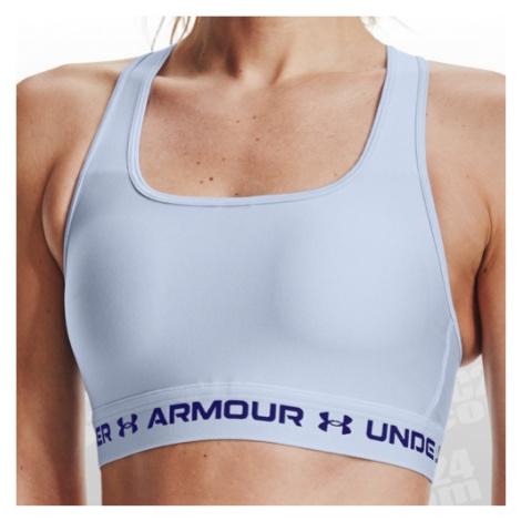 Under Armour Crossback Mid Bra Women blau Größe XS