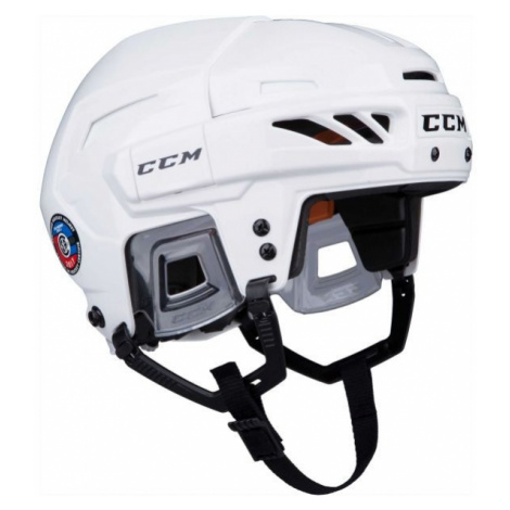 CCM FITLITE 90 SR weiß - Hockey Helm