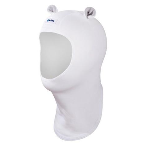 Kinder Fleece Balaclava Kama DB20 100 white XS