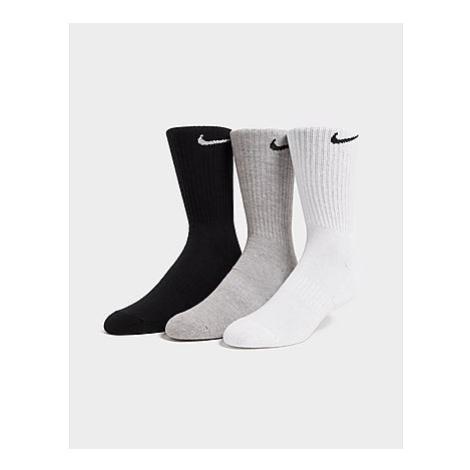 Nike 3-er Pack Socken - Multi-Colour/Black - Damen, Multi-Colour/Black