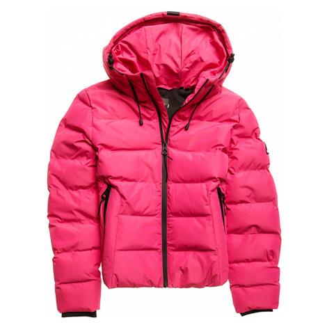 Superdry Jacke Damen SPIRIT SPORTS PUFFER Pink