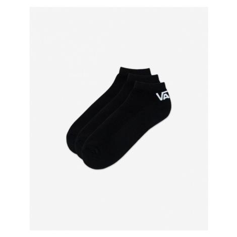 Vans Classic Low 3 Paar Socken Schwarz