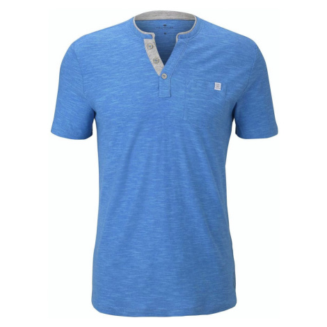 Tom Tailor gestreiftes Henley Shirt