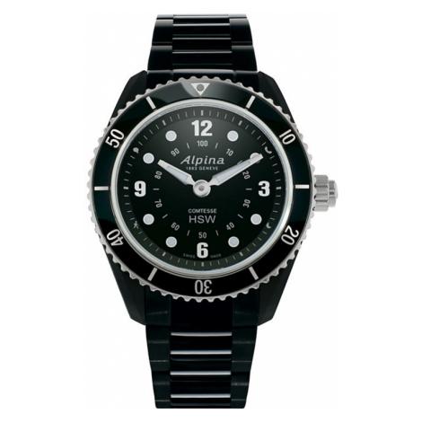 Alpina Smartwatch Comtesse AL-281BS3V6B
