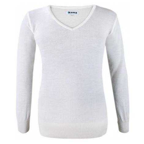 Damen Pulli Kama 5101 101 natural white