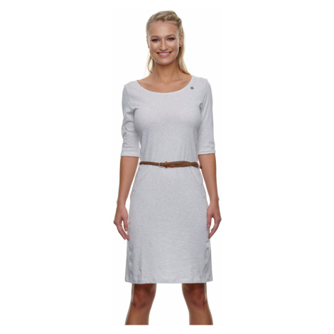 Ragwear Kleid Damen TAMILA ORGANIC 2111-20048 White 7000 Weiß