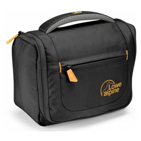 Kosmetiktasche Lowe Alpine Wash Bag Small Anthrazit / gelb