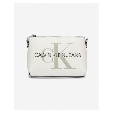 Calvin Klein Camera Pouch Umhängetasche Weiß