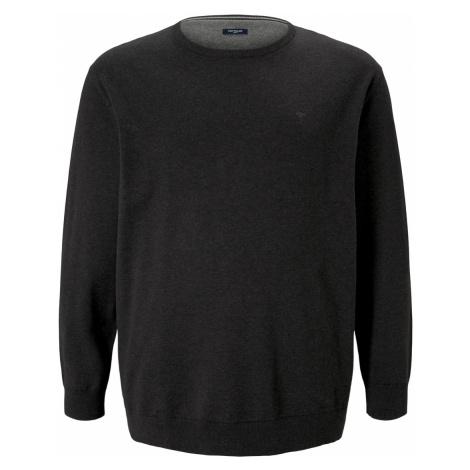 Tom Tailor Herren Rundhals Pullover Basic Plus Size